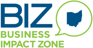 BIZ - Business Impact Zone logo.