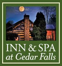 Inn & Spa at Cedar Fall Logo.